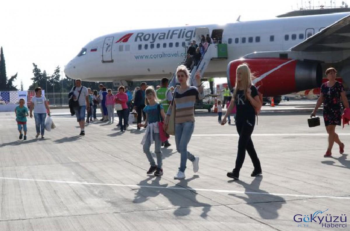 Yolcu sayısı en fazla artan havalimanı Antalya