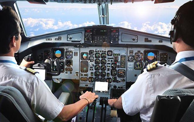 Yolcular uçakta 1 saat THY pilotunu bekledi!