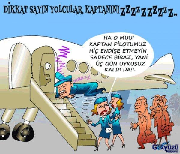 Yorgun havayolları iyi uçuşlar diler...