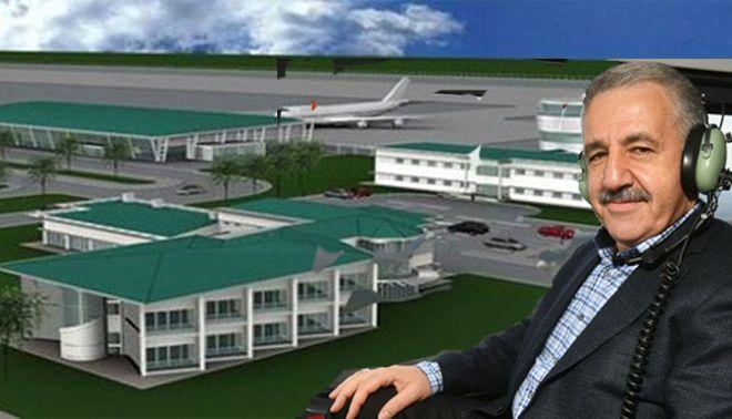 Yozgat havaalanının temeli atılıyor
