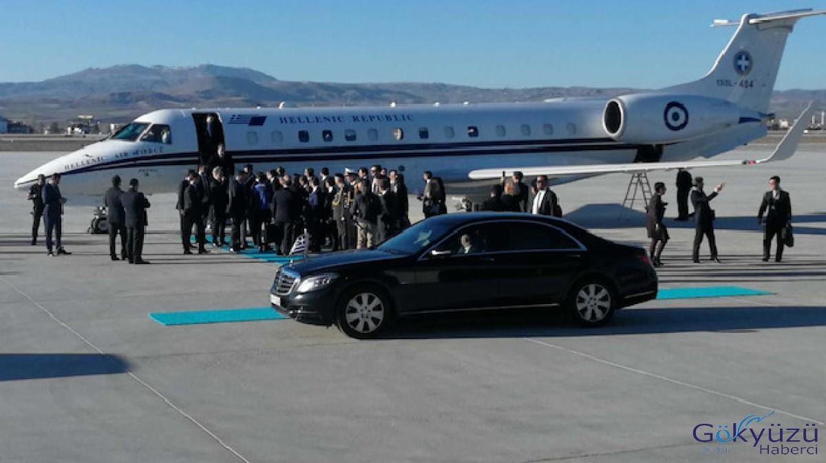 Yunanistan Başbakanı Çipras Türkiye'de