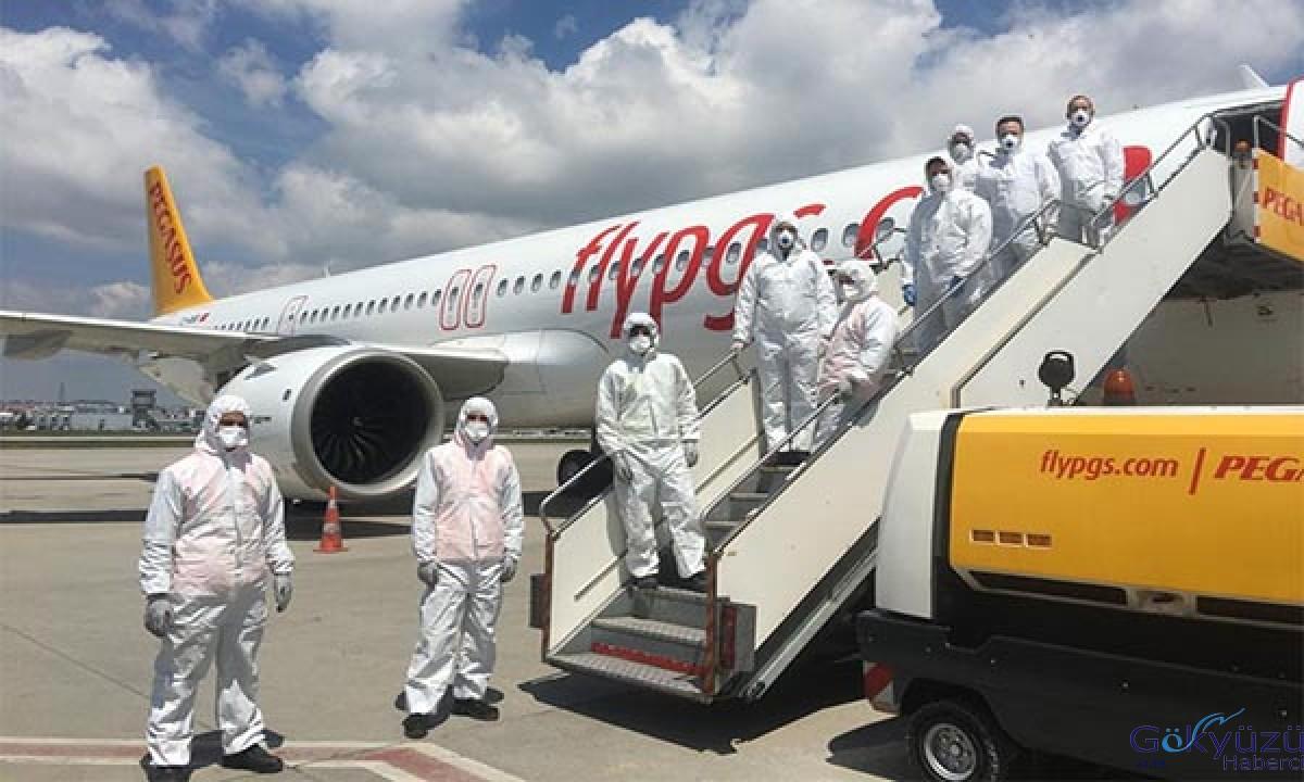 #Pegasus Havayolları,Yurt içi uçuşları 99 TL'ye satılacak!