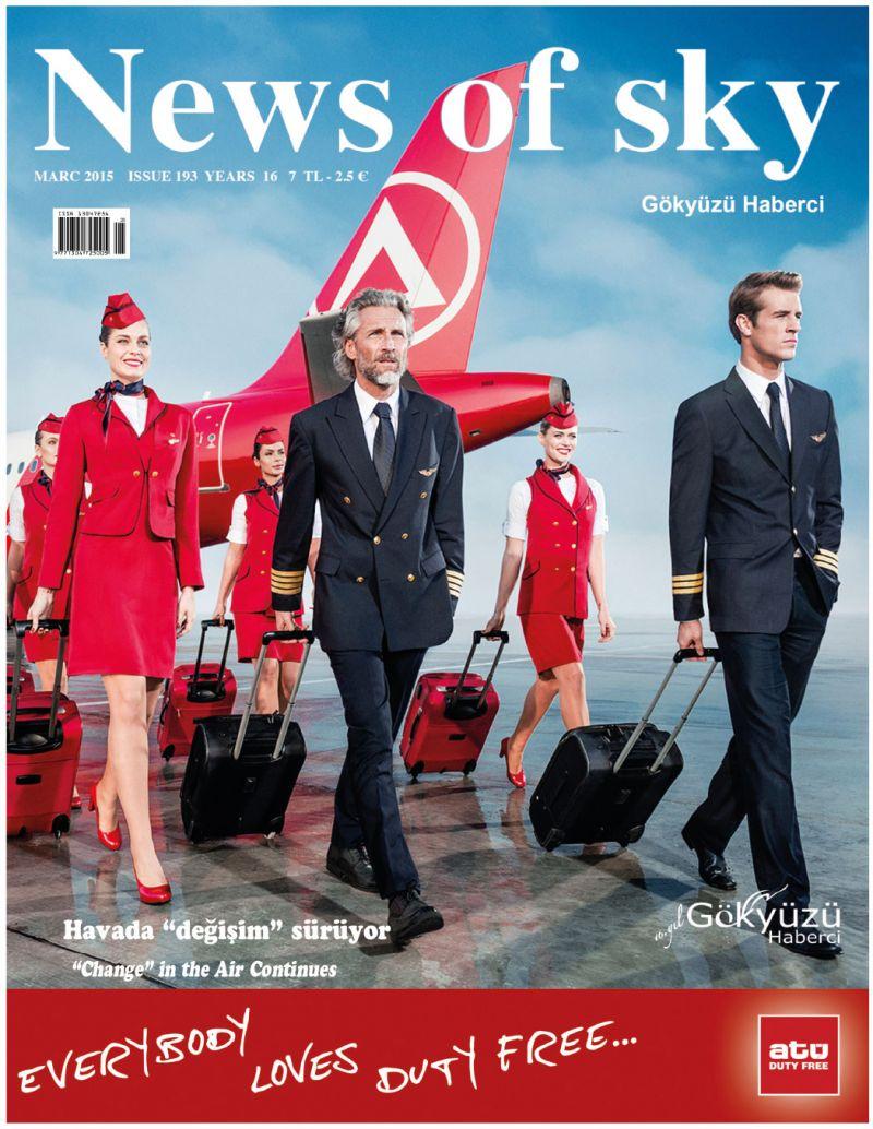 Gökyüzü Haberci Dergisi